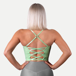 Thumbnail of Better Bodies Vesey Strap Bra V2 - Mint Green