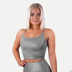 Thumbnail of Better Bodies Vesey Strap Bra V2 - Steel Grey