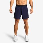 Thumbnail of Better Bodies Essex Stripe Shorts - Dark Navy