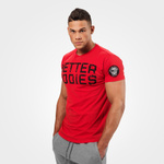 Thumbnail of Better Bodies Basic Logo Tee - Bright Red
