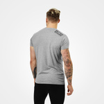 Thumbnail of Better Bodies Basic Logo Tee - Grey Melange