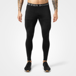 Thumbnail of Better Bodies Mens Logo Tights - Black
